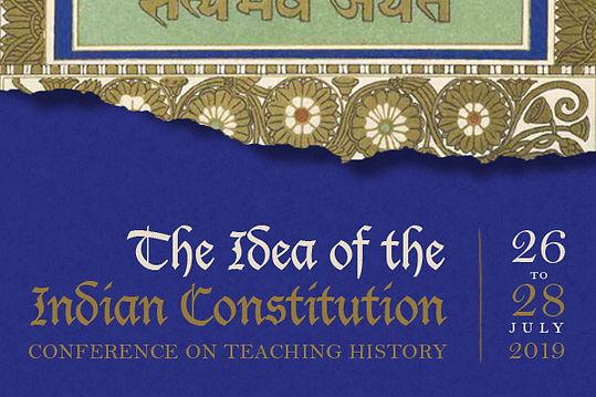 The Idea of the Indian Constitution (Calcutta), 2019 - A report