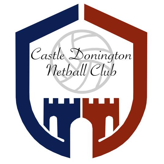 Logo design for Castle Donnington Netball Club