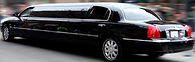 Limo to transport to airport or wedding or the casion picture