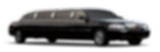 Lincoln Towncar limo picture that shows the services that are used for smooth line limo