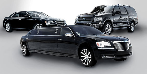Our fleet of vehiciles that will transport you from the airport or a winery
