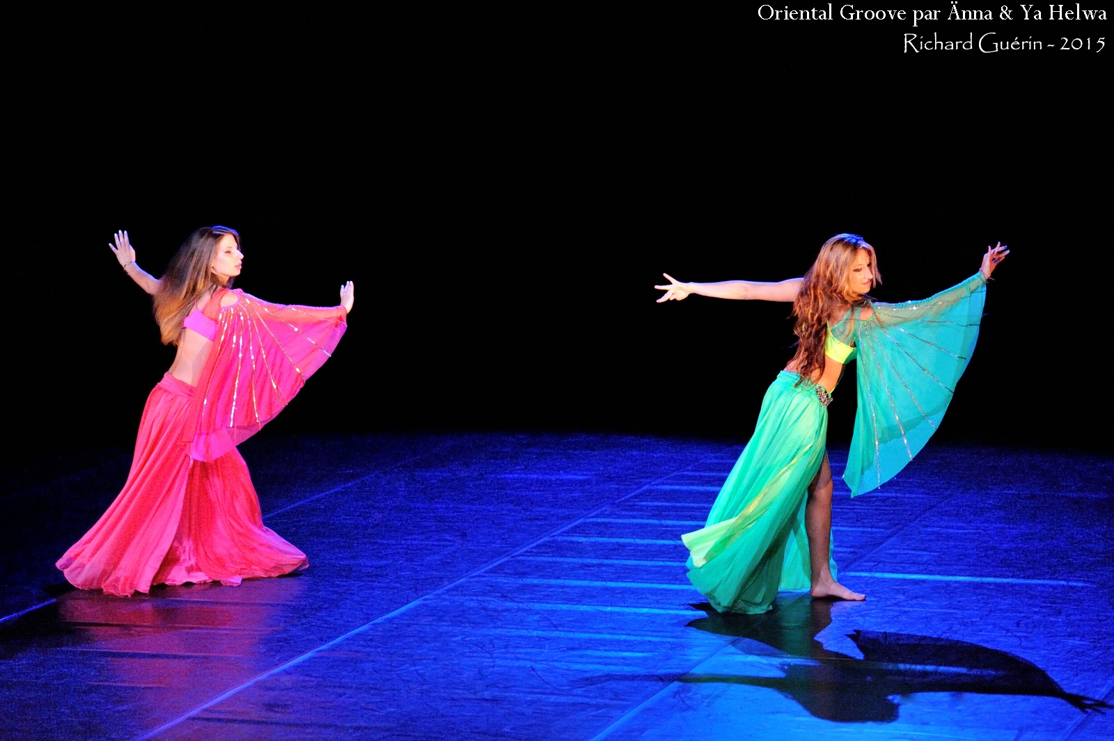 cours de danse orientale à Bordeaux