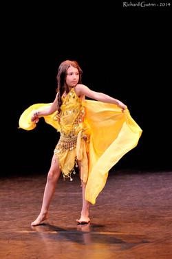 Cours danse orientale Bordeaux