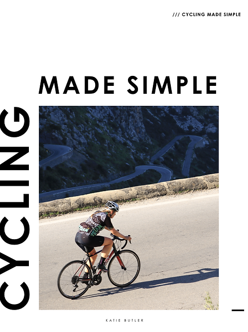 Cycling Made Simple eBook