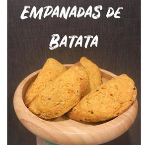 Empanadas de Batata.
