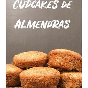 Cupcakes de Almendras.