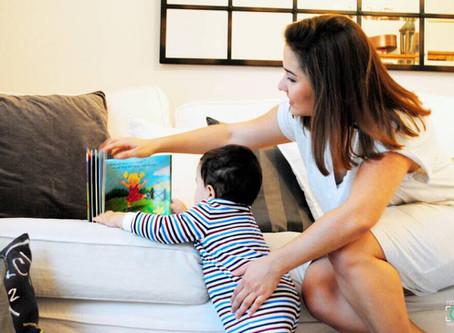 Los niños tienen dos madres: la madre naturaleza y la madre que los cuida.