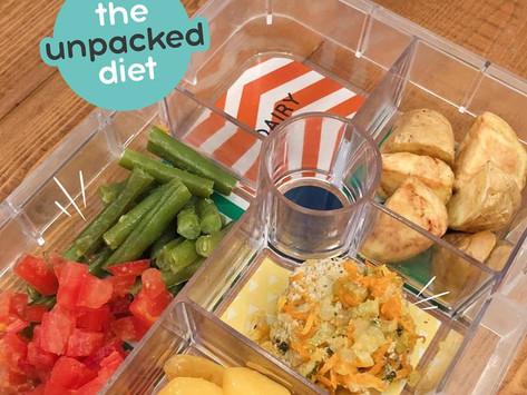 The Unpacked Diet.