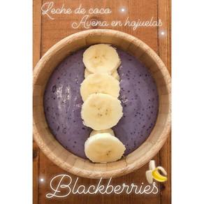 Bowl de Blackberries.