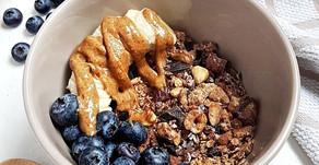 Crunchy Chocolate Chunk Protein Granola