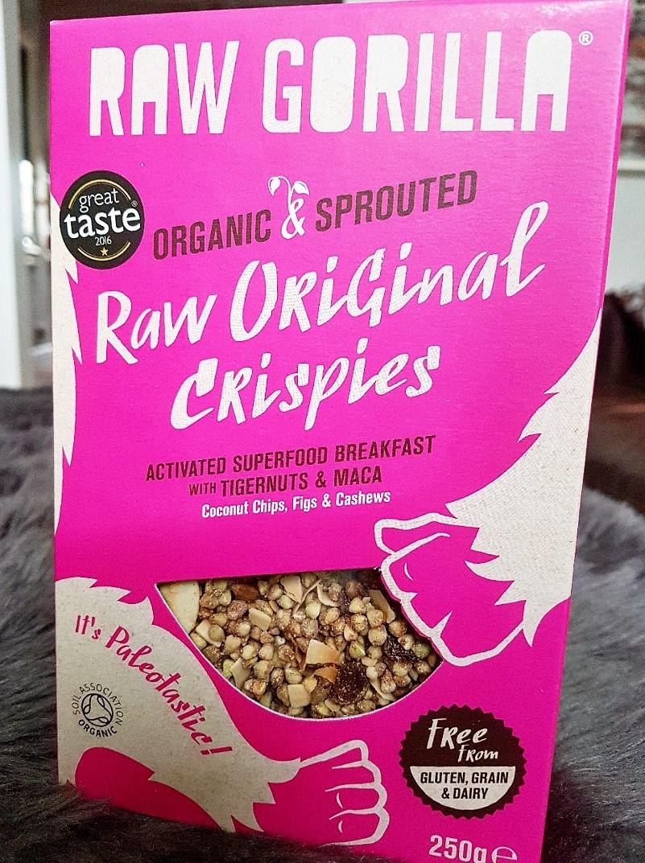 Raw Gorilla Original Crispies