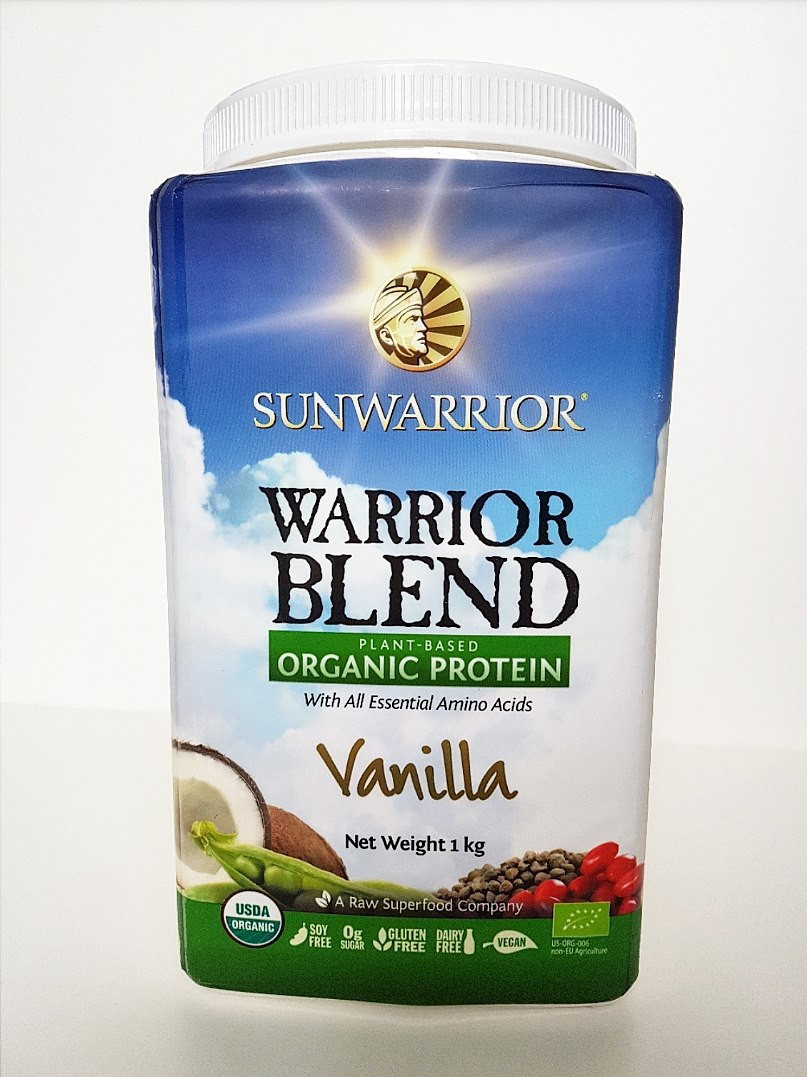 Sunwarrior Protein Vanilla
