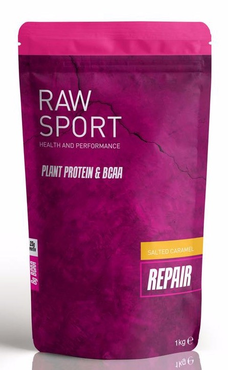 Raw Sport Repair Protein Salted Caramel