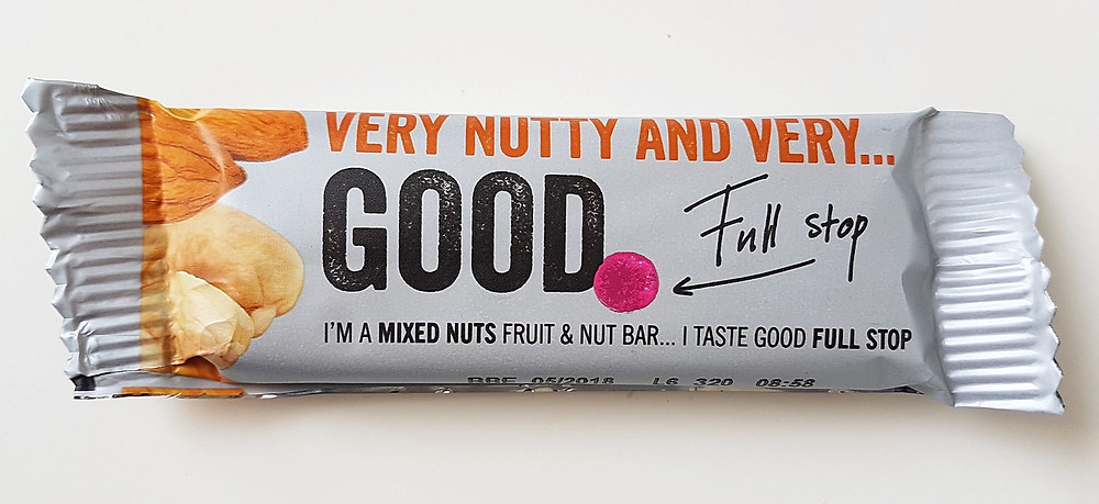 Good Full Stop Mixed Nuts