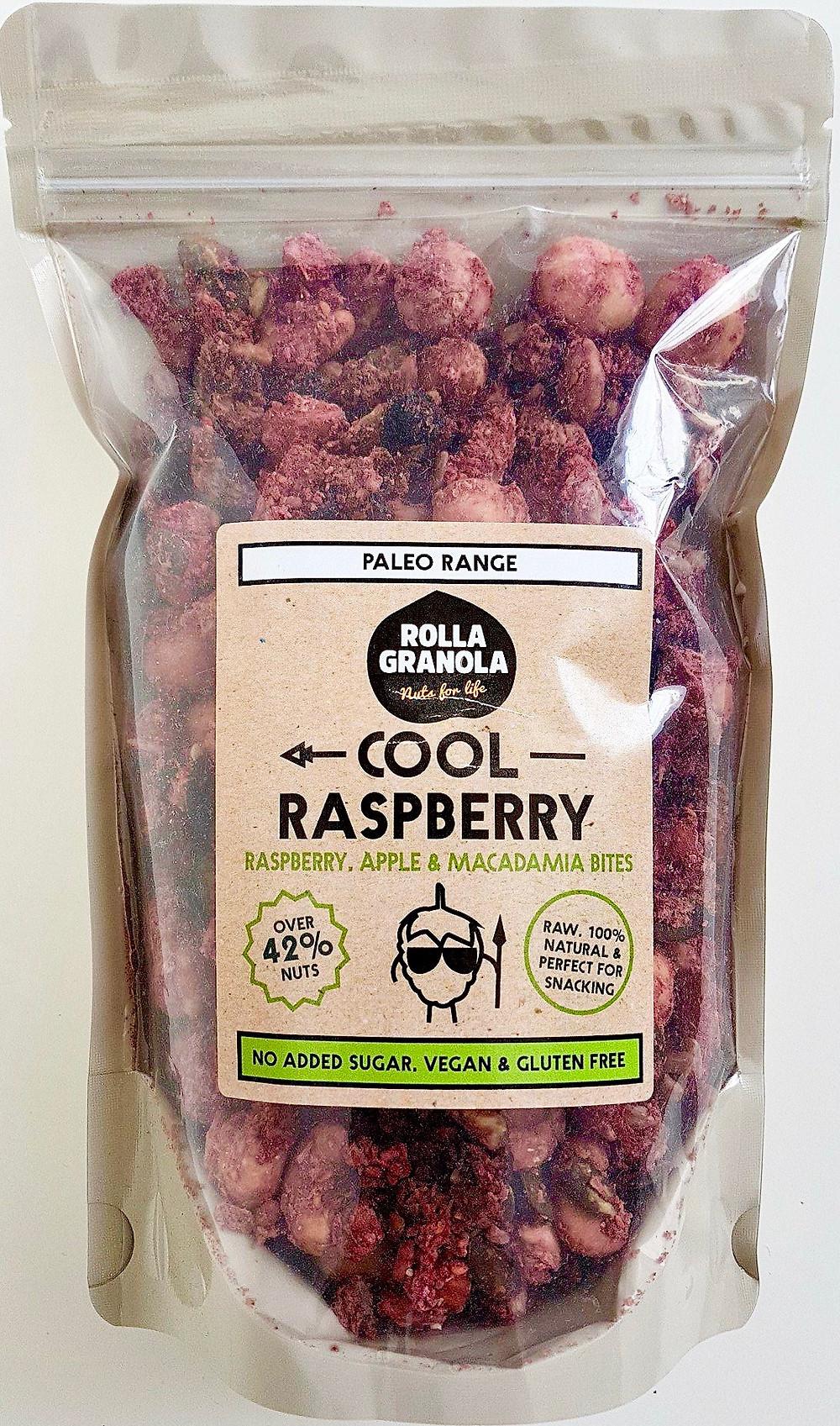 Rollagranola Cool Raspberry