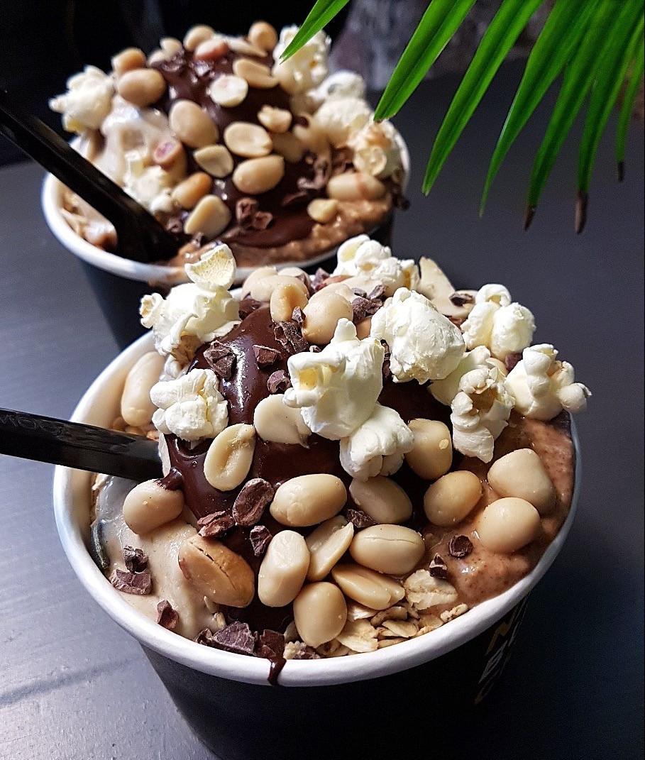 Nanabar Vegan Peanut Butter Cup Nice Cream