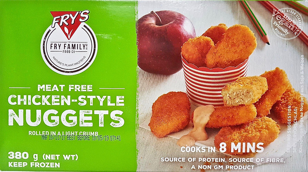 The Fry Family Food Co. Chicken-Style Nuggets