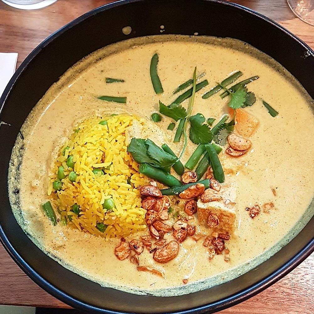 Mildreds Restaurant Sri Lankan Curry