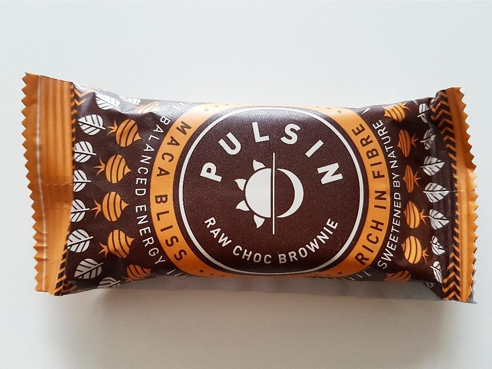 Pulsin Bar Peanut Maca Bliss