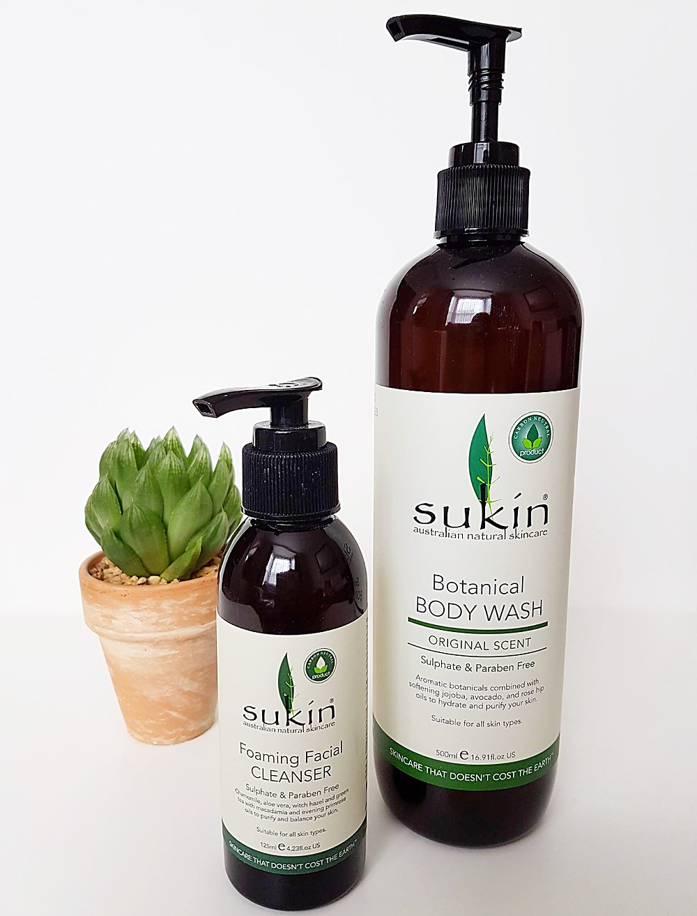 Sukin Vegan Natural Skincare