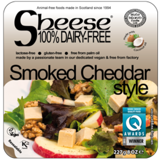 Bute Island Foods Ltd Smoked Cheddar Cheese