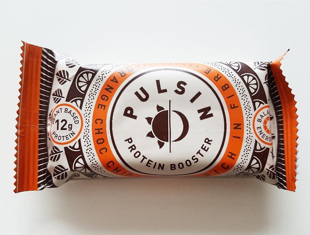 Pulsin Protein Bar Orange Choc Chip