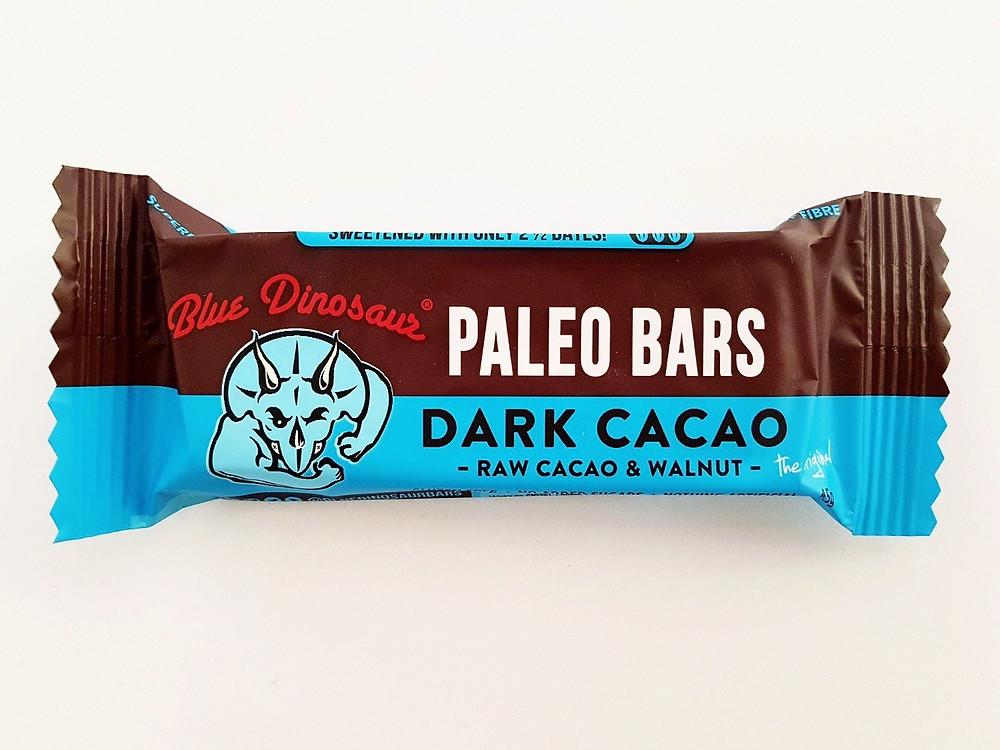 Blue Dinosaur Bar Dark Cacao