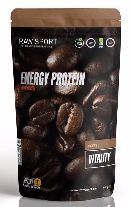 Raw Sport Coffee Energy Protein