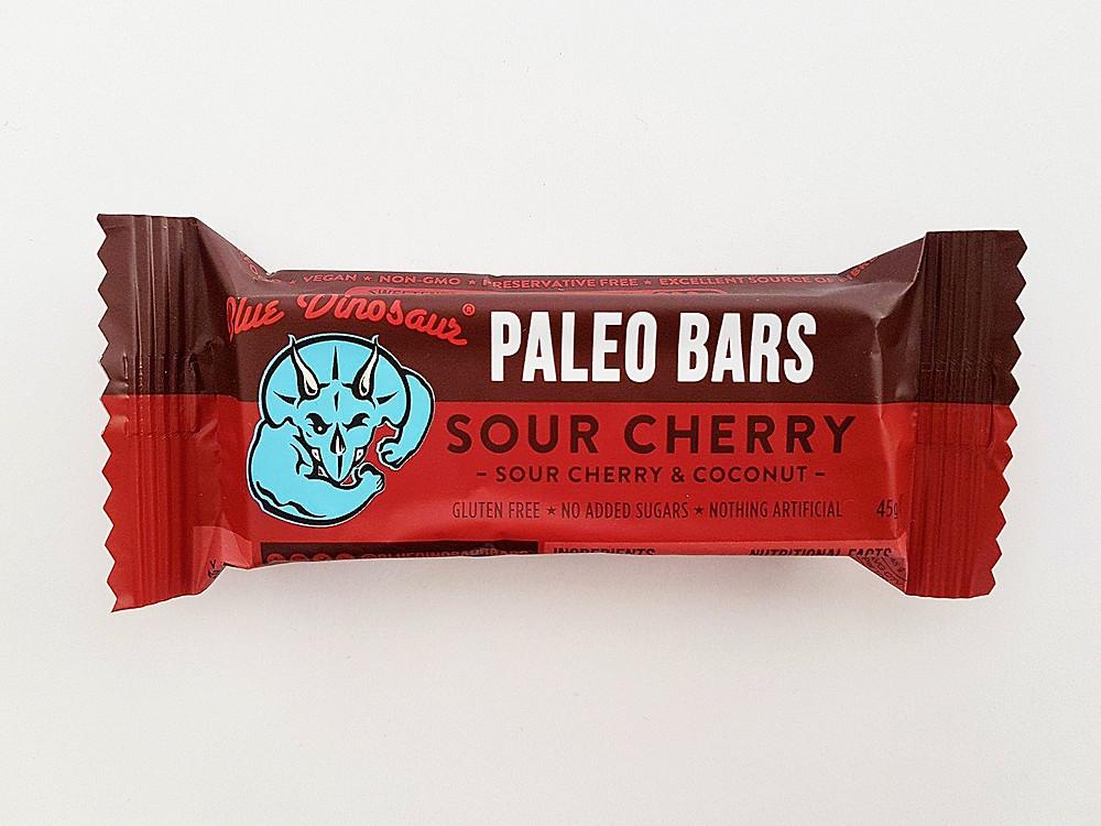 Blue Dinosaur Bar Sour Cherry