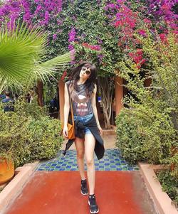 Yves Saint Laurent Garden, Marrakech