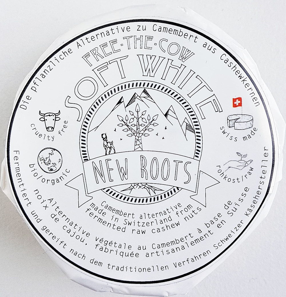 New Roots Vegan Cheese Camembert