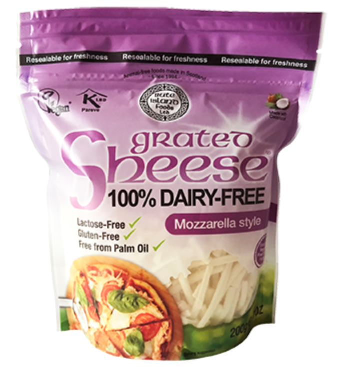 Bute Island Foods Ltd Grated Mozzarella Cheese