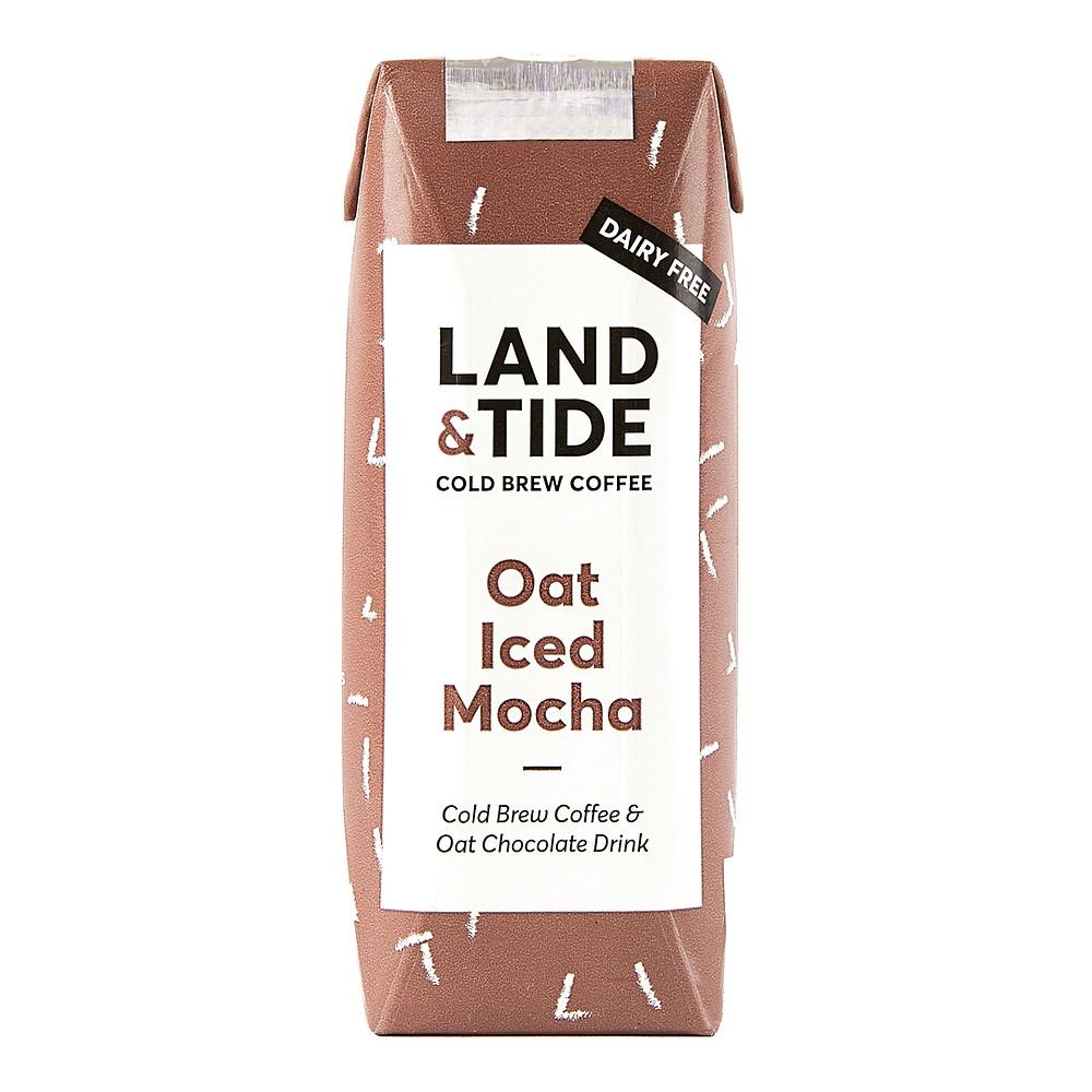 Land & Tide Oat Iced Mocha