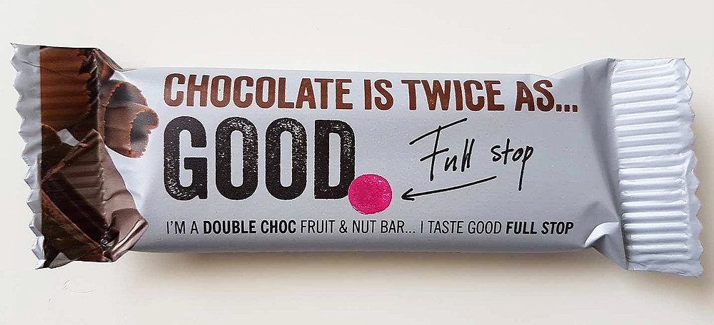 Good Full Stop Double Chocolate