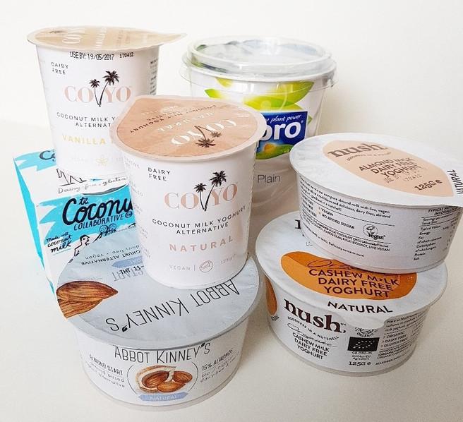 Dairy-Free Yoghurts
