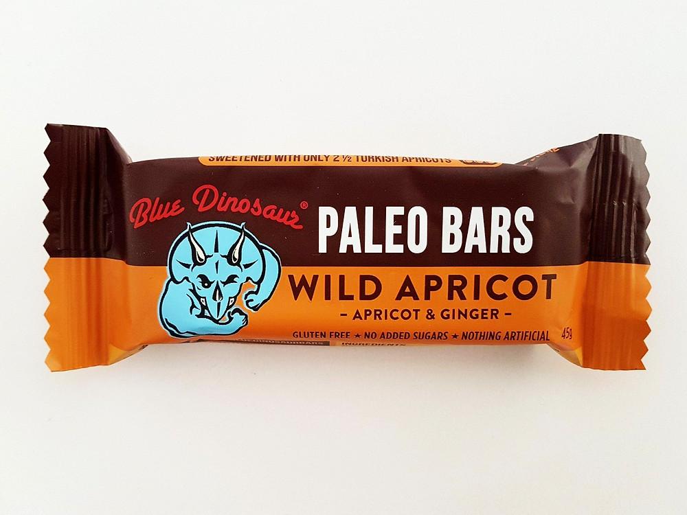 Blue Dinosaur Bar Wild Apricot