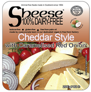 Bute Island Foods Ltd Cheddar Style Cheese
