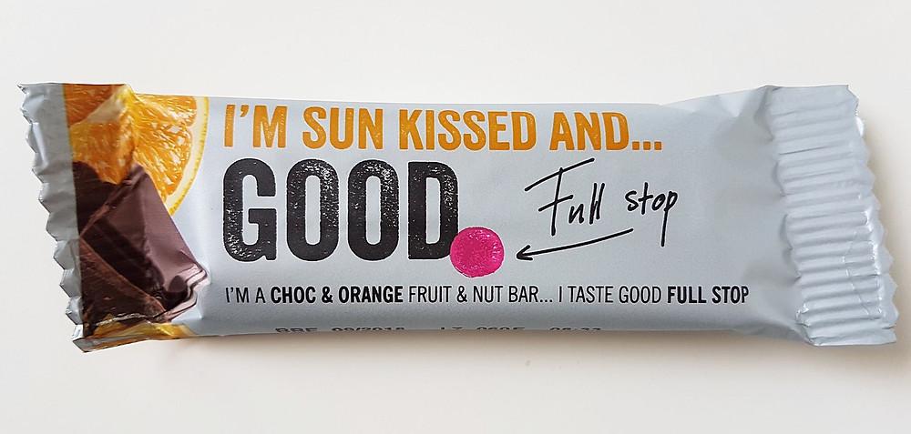 Good Full Stop Choc & Orange
