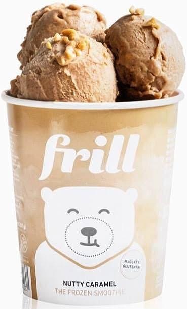 Frill Nutty Caramel