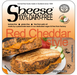 Bute Island Foods Ltd Red Cheddar Cheese