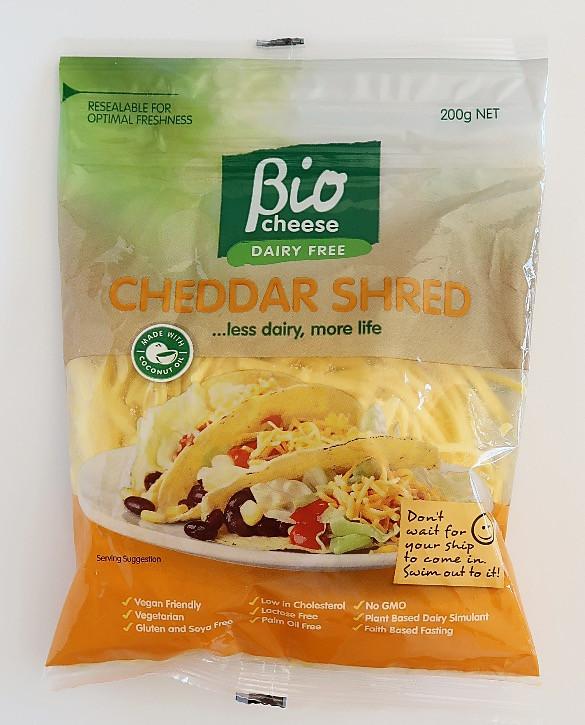 My Life Bio Cheese Cheddar Shreds