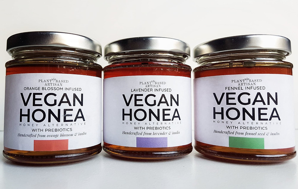 Plant Based Artisan vegan honey