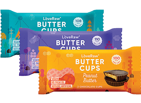 LoveRaw Butter Cups (NEW!)