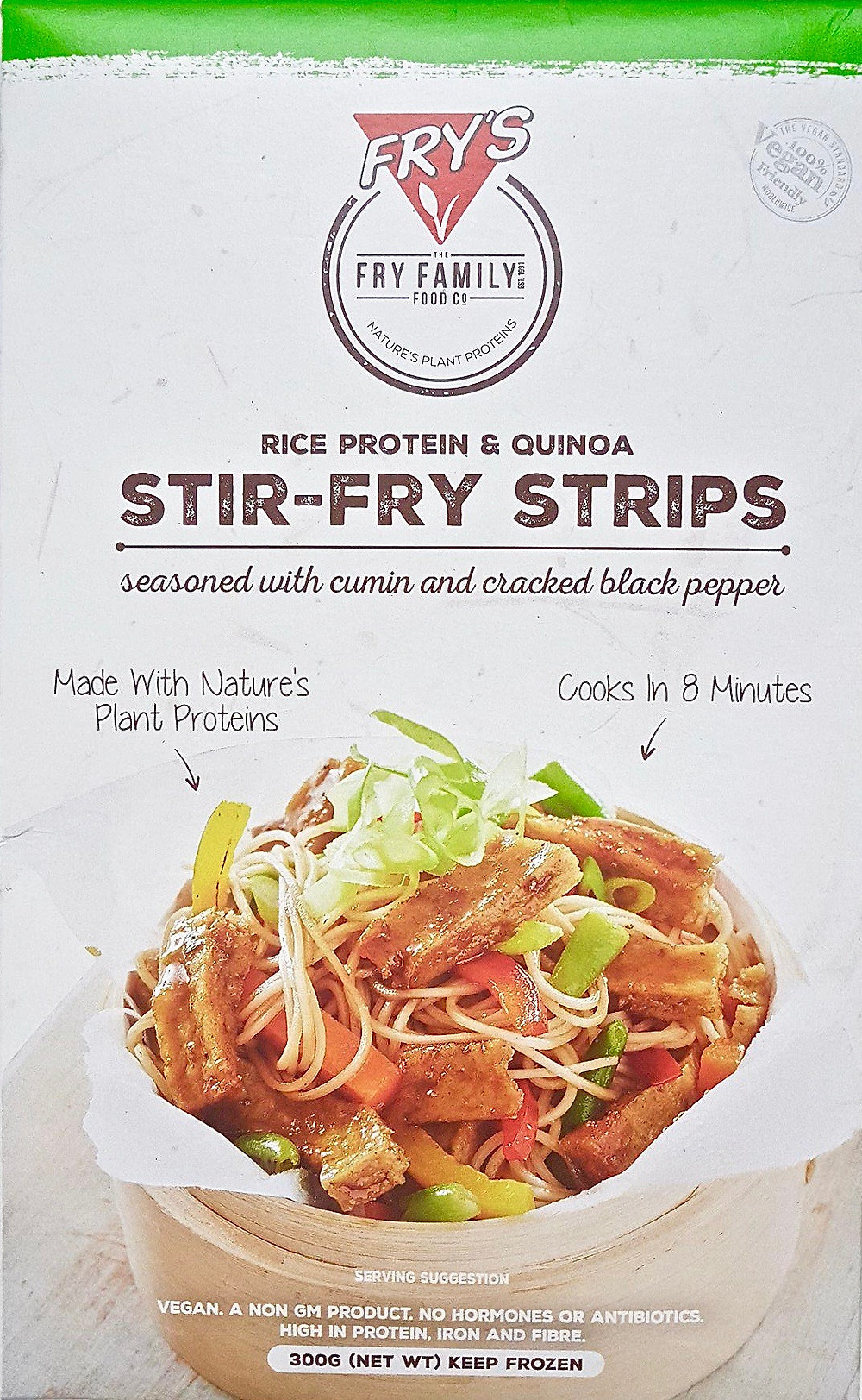 The Fry Family Food Co. Stir-Fry Strips