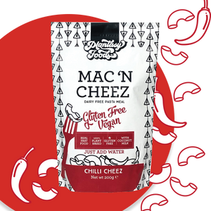 Plantasy Foods Mac 'n Cheez Chilli Cheez