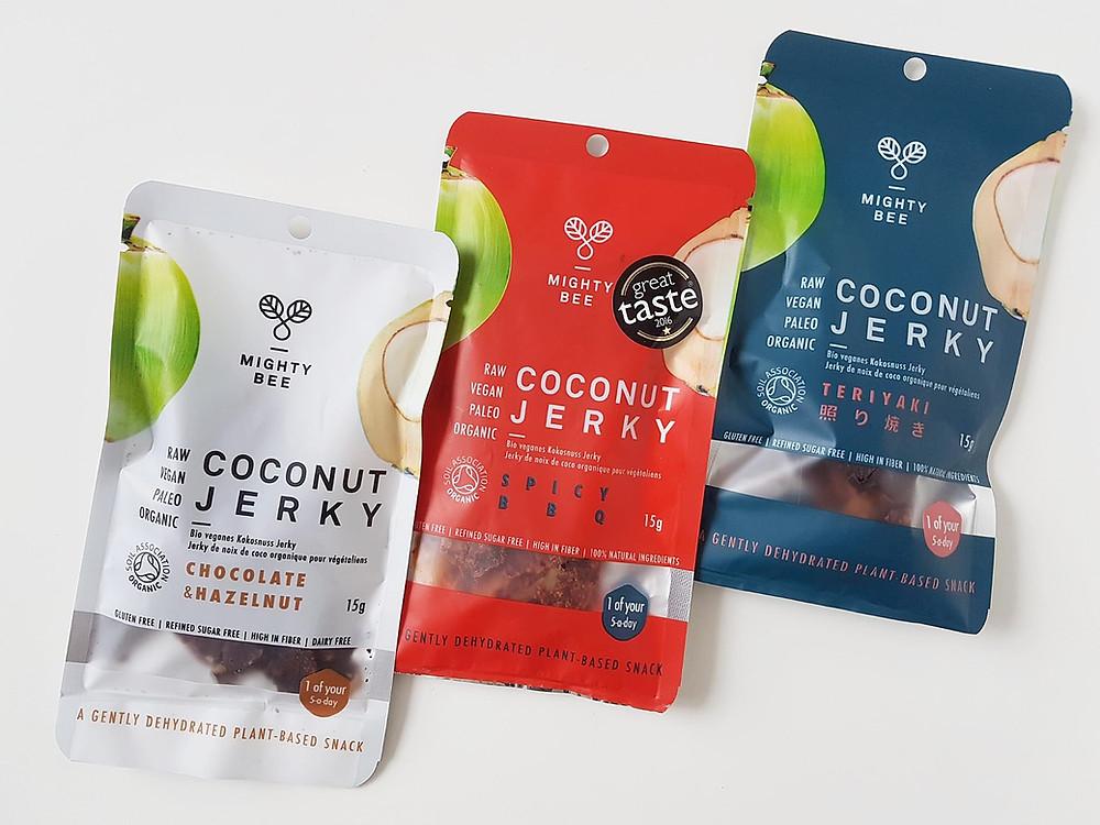 MightyBee Coconut Jerky