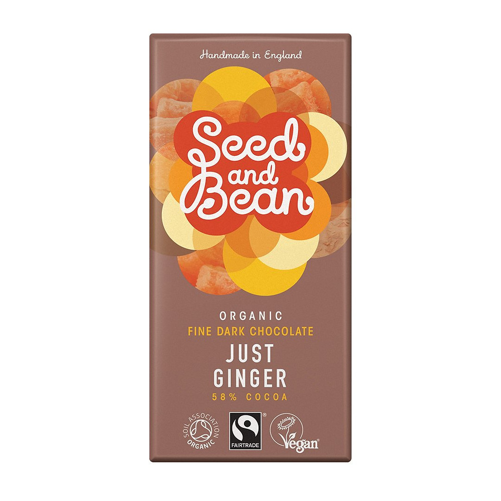 Seed and Bean Ginger
