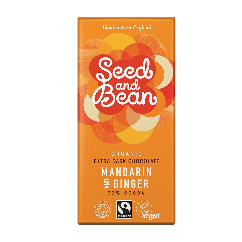 Seed and Bean Mandarin and Ginger