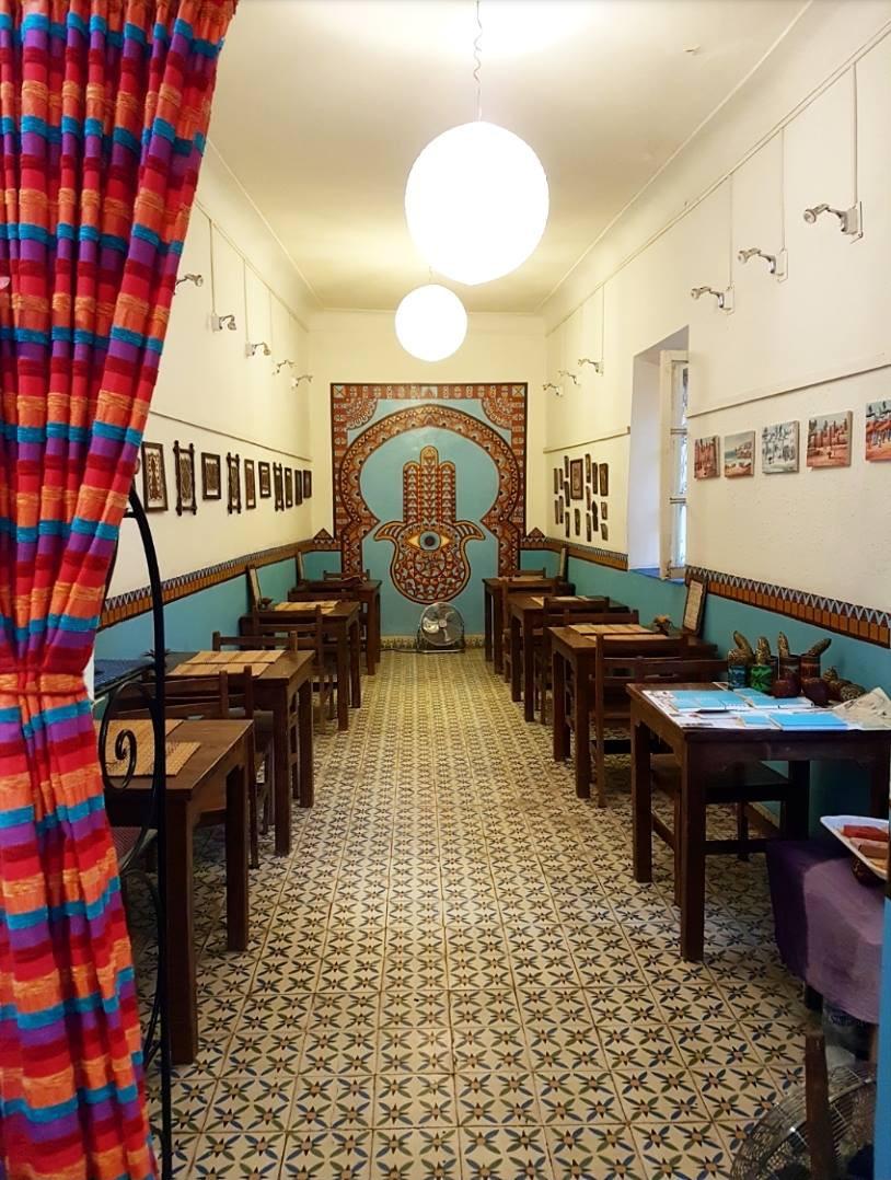 Henna Art Cafe Marrakech