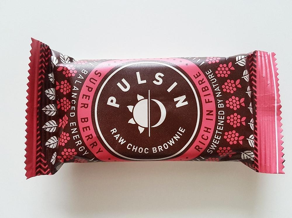 Pulsin Protein Bar Maple & Peanut